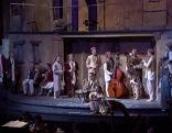 Salzburger Adventsingen auf der Bühne im großen Festspielhaus