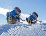 Schneekanonen Ski