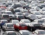 Parkplatz in der SCS