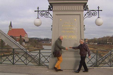 Länderbrücke Oberndorf