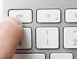 Tastatur, IT, ESC, Insolvenz