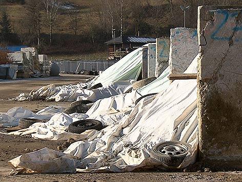 Donau Chemie Deponie Blaukalk