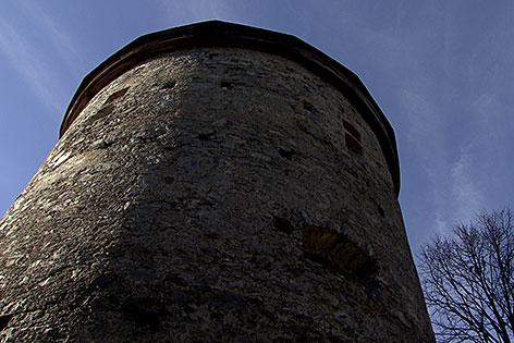 Der Kapuzinerturm in Radstadt