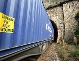 Zugunfall Semmering Südbahn Breitenstein
