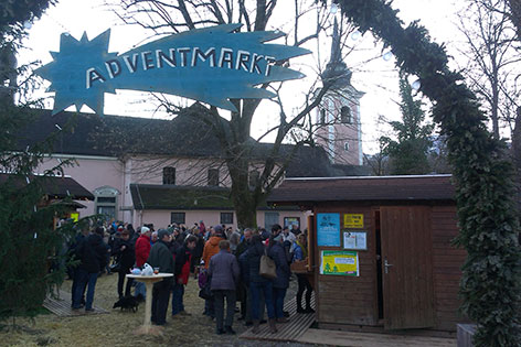 Adventmarkt St.Jakob am Thurn