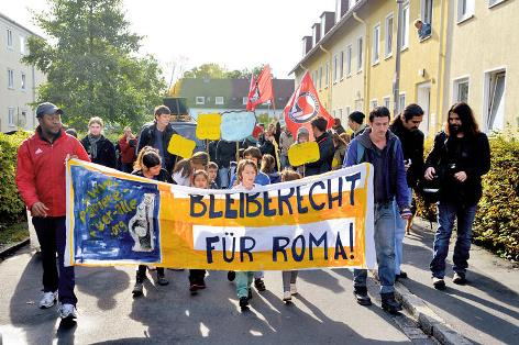 abschiebung roma familien nach 17 jahren in deutschland roma aktuell. Black Bedroom Furniture Sets. Home Design Ideas