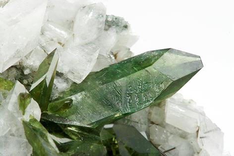 Smaragde und Kristalle
