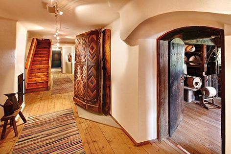 Museum Bramberg innen