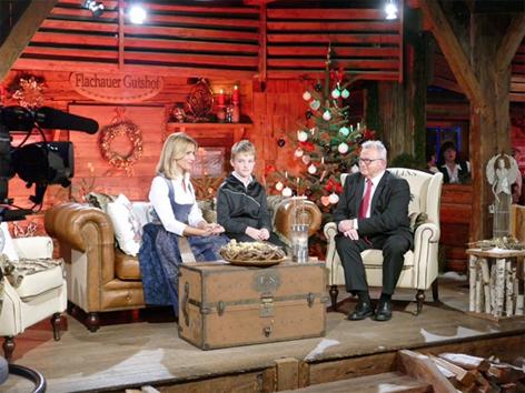 Zauberhafte Weihnacht mit dem ORF-Friedenslicht