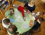 Kinderbetreuung Sujet