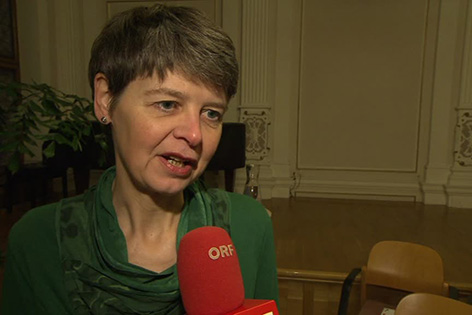 Neue Bezirksvorsteherin in Währing, Silvia Nossek (Grüne)