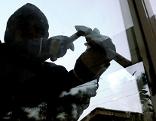 Einbrecher Dieb Maskierte