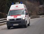 Rettungswagen des Österreichischen Roten Kreuz Vorarlberg