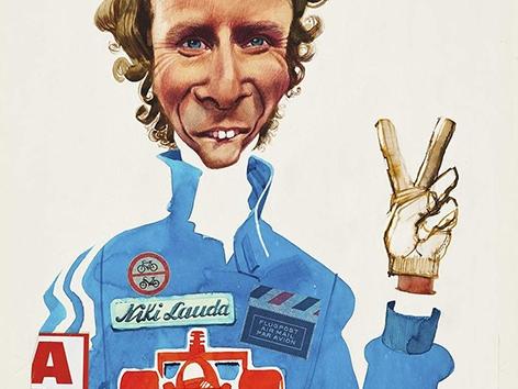 Erich Sokol Niki Lauda 1975 - auto_4.5430534