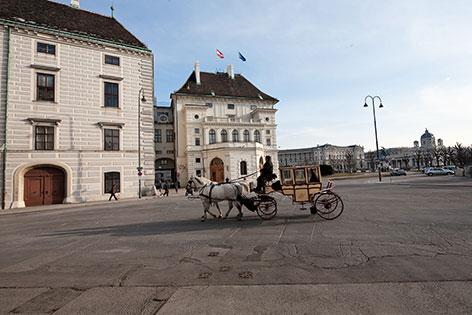 Hofburg Präsidentschaftskanzlei
