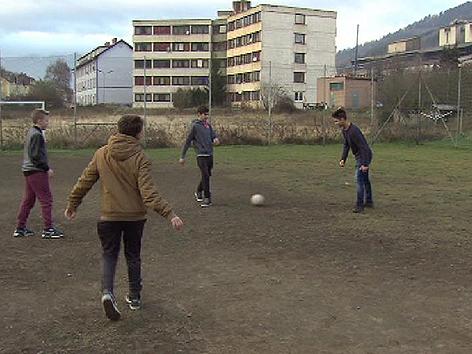 """Integration mit dem Ball"""