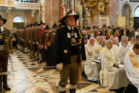 Abschied Bischof Manfred Scheuer