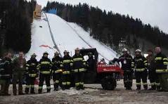 Skiflug Weltmeisterschaft Kulm Feuerwehren Einsätze