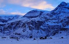 Schneemangel bis ins Hochgebirge Tauern Hohe Tauern