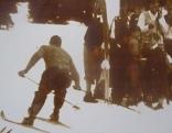 Skilauf einst