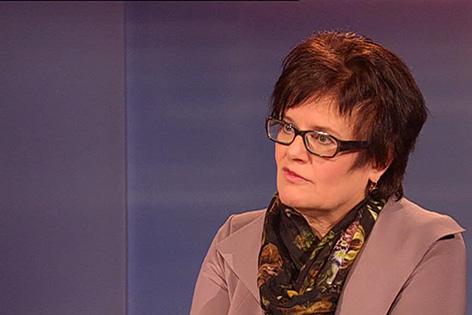 AMS-Wien-Chefin Petra Draxl