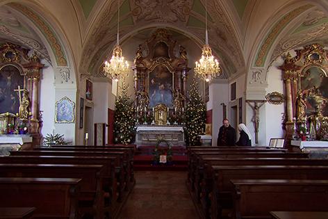 Johannes Kirche innen