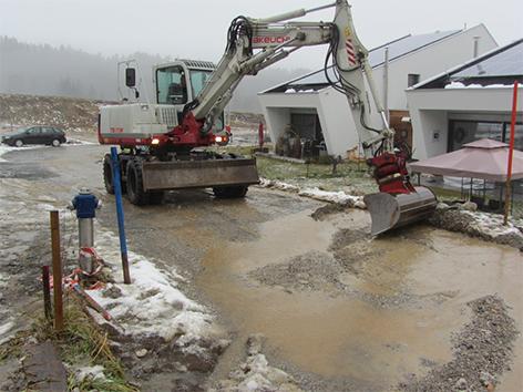 Überschwemmung Finkenstein