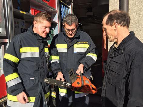 Feuerwehr neue Altersgrenze 70 für Aktive