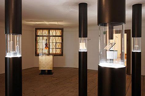 Ausstellung in Mozarts Geburtszimmer
