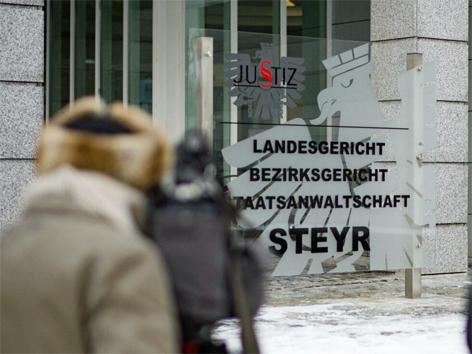 Landesgericht Bezirksgericht Steyr Staatsanwaltschaft