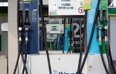 Tankstelle Sprit Treibstoff