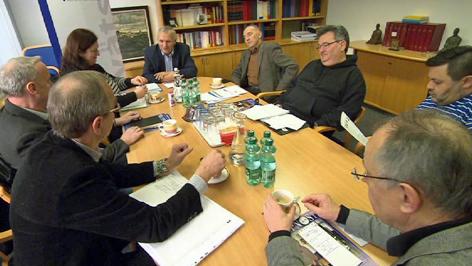 Sjednica zastupnikov savjetov narodnih grup