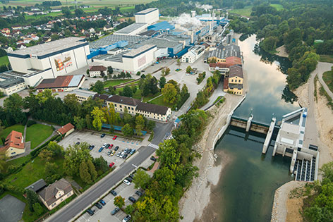 Wasserkraftwerk Hausmening Amstetten Wien Energie