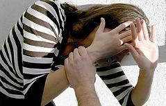 Themenbild Gewalt gegen Frauen