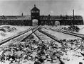 KZ-Auschwitz-Einfahrt