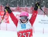 Pre-Games Langlauf Ski