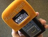 Radio Wien Aufnahmegerät