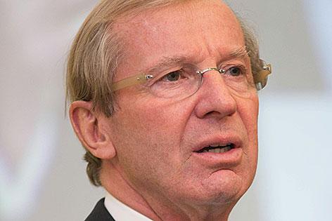 Landeshauptmann Wilfried Haslauer
