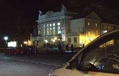 Bombendrohung Stadttheater