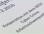 Zivilschutzverband für Schutz gegen Cyberkriminalität