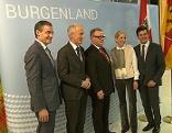 Diplomaten zu Gast im Eisenstädter Kulturzentrum