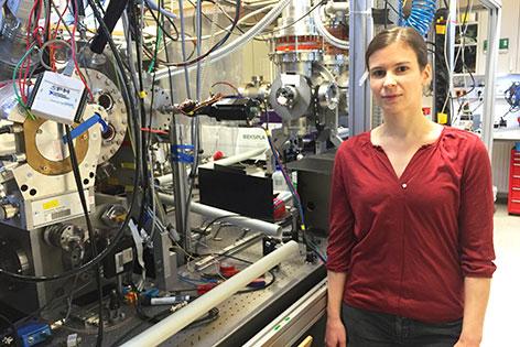 Quantenphysiker Nadine Dörre