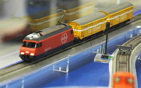Modellbahn Modelleisenbahn Eisenbahn Roco Fleischmann