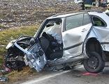 Autounfall in Dobersberg