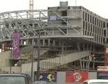 Neues ÖAMTC Verwaltungsgebäude Rohbau