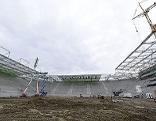 Baustelle Allianz-Stadion