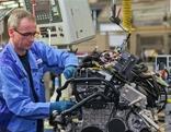BMW Motoren Steyr Montage