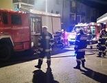Brand Paternion Babyfläschchen Feuerwehr