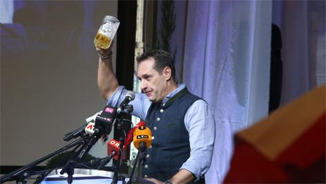 Politischer Aschermittwoch der FPÖ
