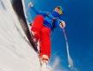 Thomas Gonaus beim skifahren